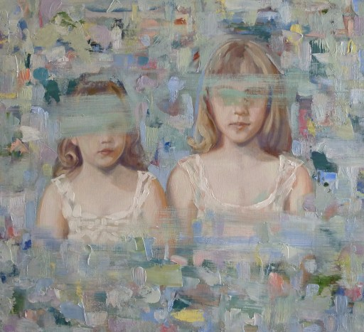 Recollection, oil on linen on board, 2013